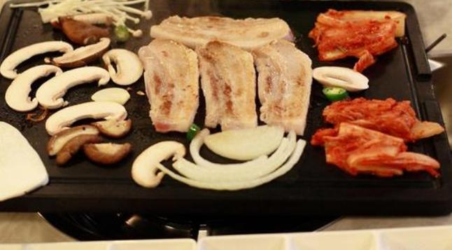 火石匠人韩式石板烤肉怎么样
