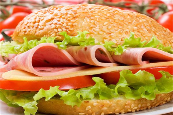 汉堡王产品种类丰富