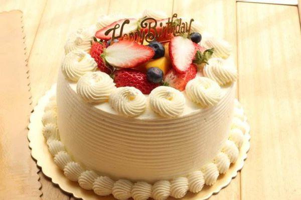 翻糖蛋糕是热销的产品