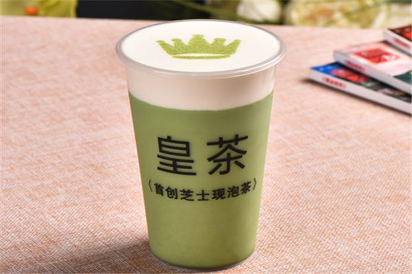 皇茶在多地设有分店