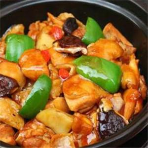 口口香黄焖鸡米饭