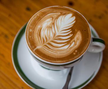 卡布奇諾咖啡