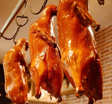 北京利群烤鸭店