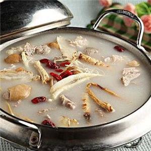 滋补羊肉汤锅