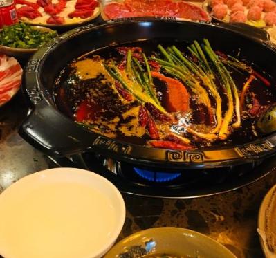 长筷子火锅