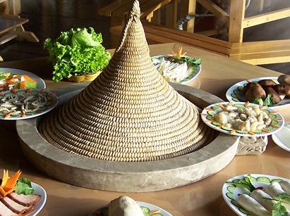 云南生態石鍋魚