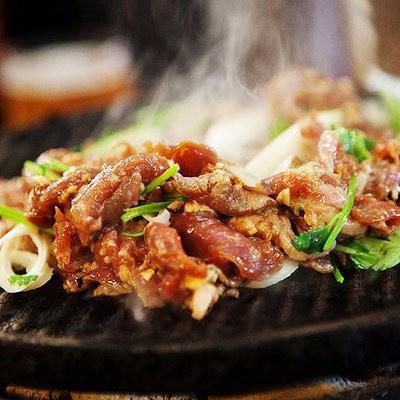 炙高自助烤肉