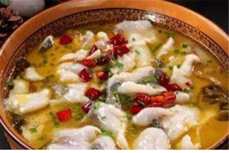和魚解憂酸菜魚米飯加盟