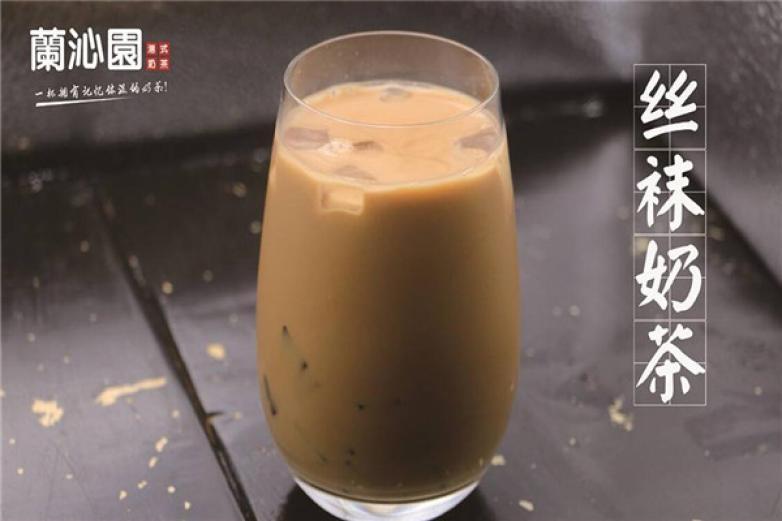 兰沁园奶茶加盟