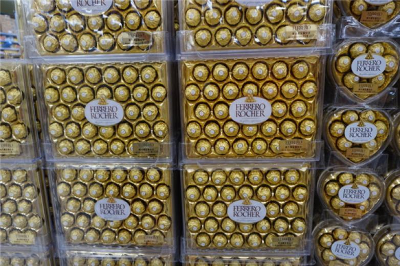 費列羅巧克力加盟