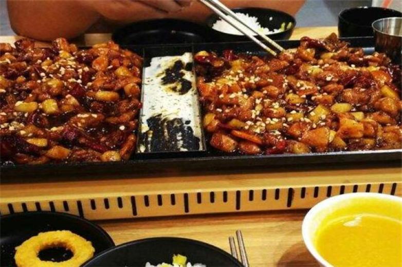 韩都分米鸡加盟
