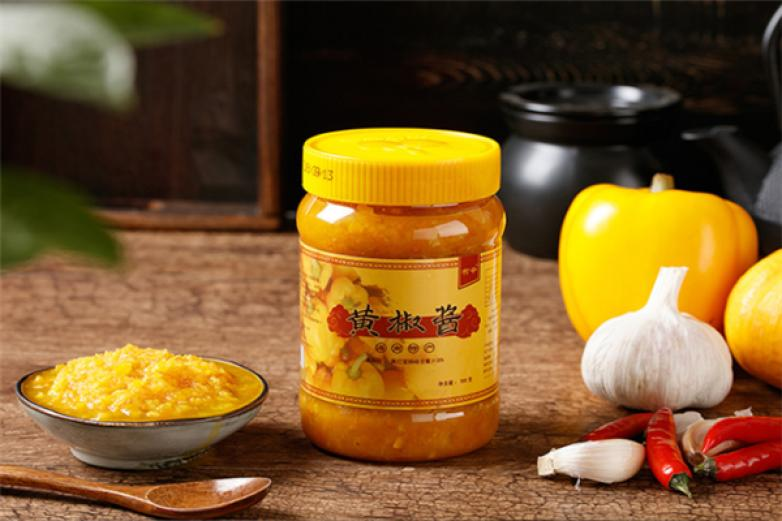 黄灯笼辣椒酱加盟