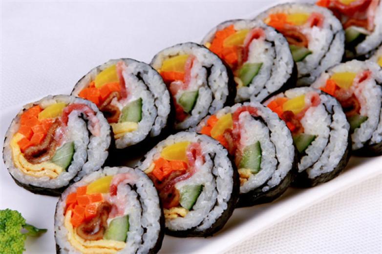 韩国紫菜包饭加盟