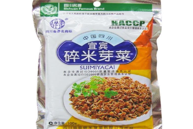 碎米芽菜加盟