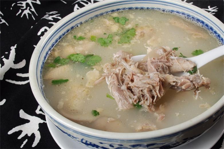 山东单县羊肉汤加盟
