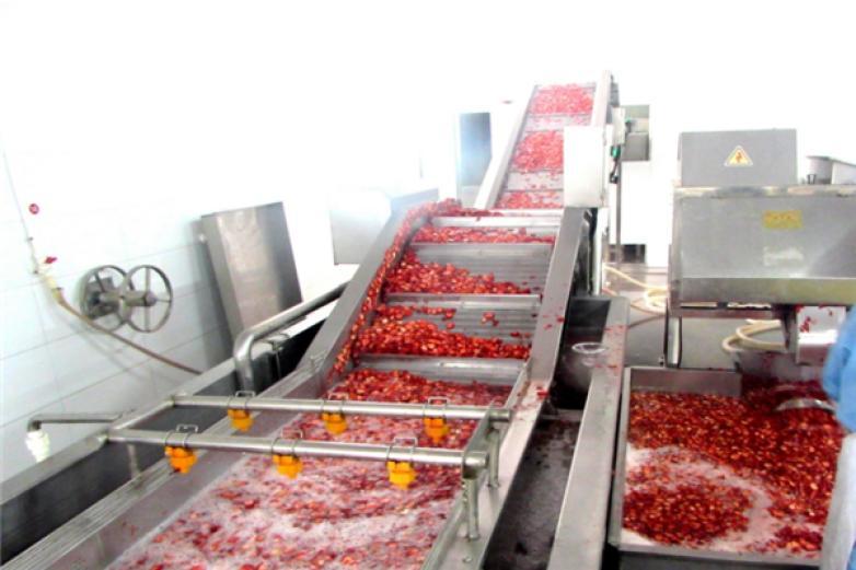 悦丰工贸速冻草莓加盟