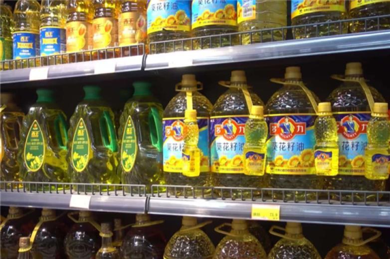 康丰源食用油加盟