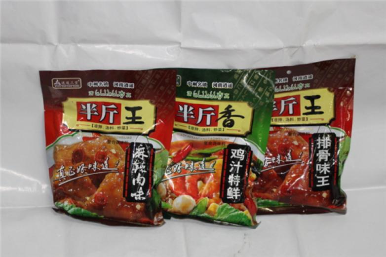 鹤舞调味食品加盟