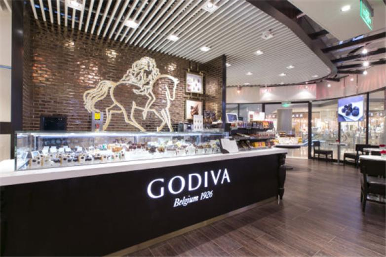 Godiva加盟