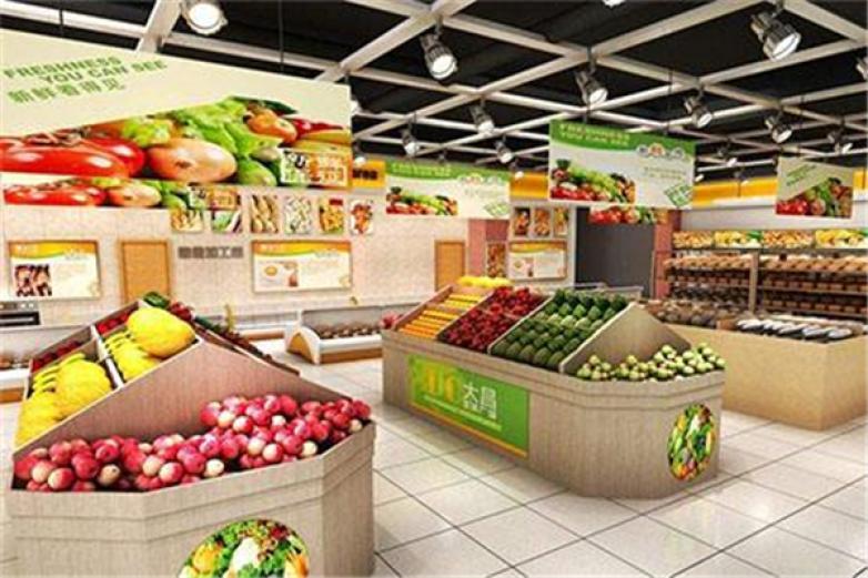 果蔬超市加盟