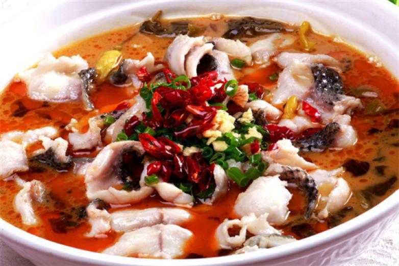 渔歌子酸菜鱼加盟