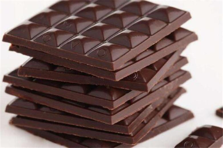 纯黑巧克力加盟