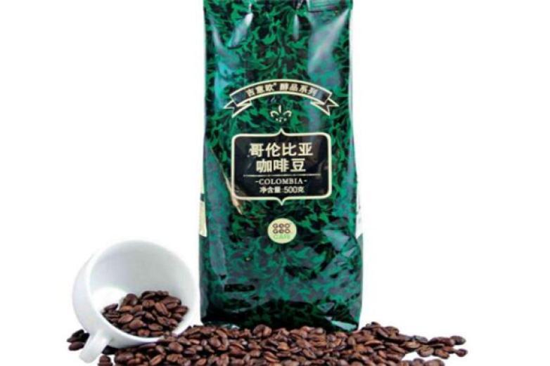 哥伦比亚咖啡加盟