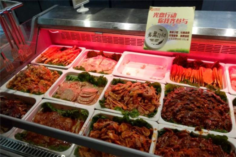 韩式烤肉自助餐厅加盟