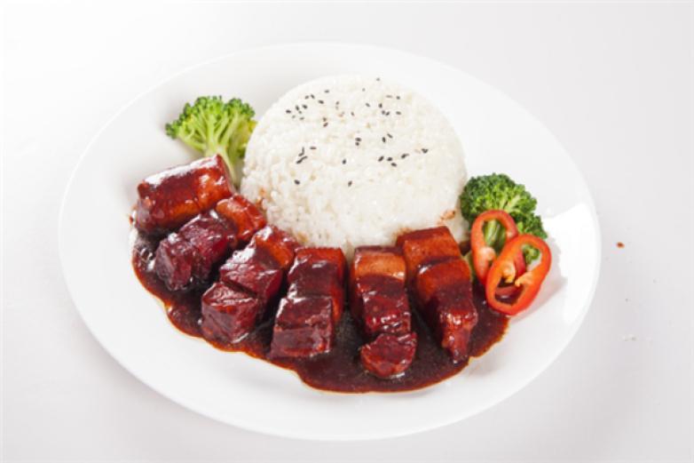 红烧肉拌饭加盟