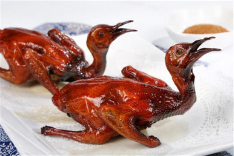 烤乳鸽加盟