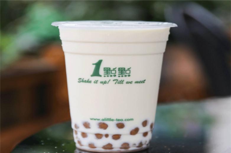 1点点奶茶热饮加盟