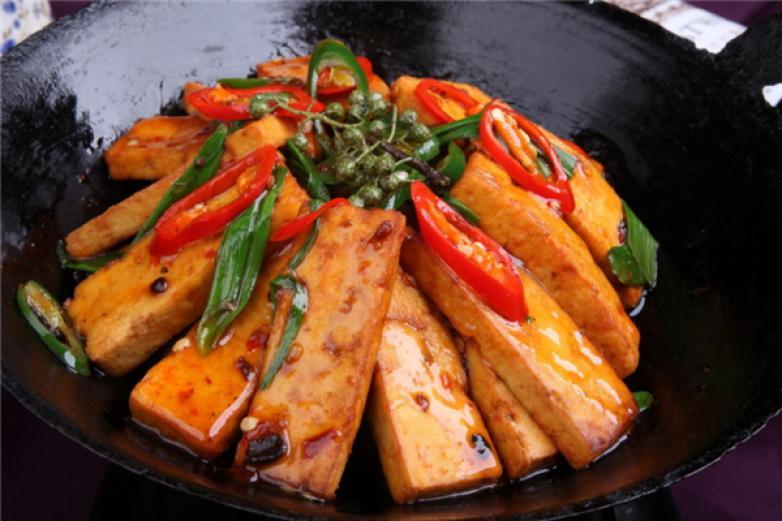 香豆腐小吃加盟