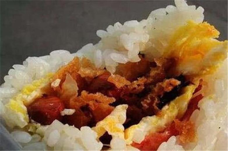 糯米饭团小吃加盟