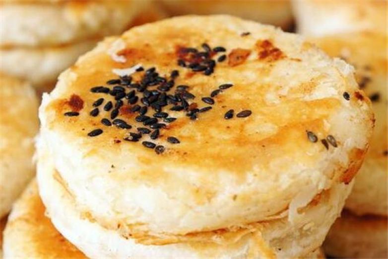 板栗酥饼小吃加盟