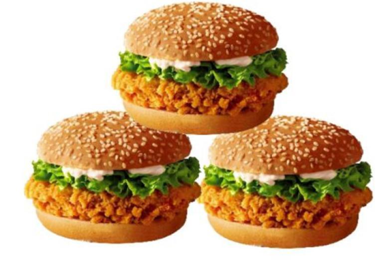 百圣格炸鸡汉堡快餐加盟