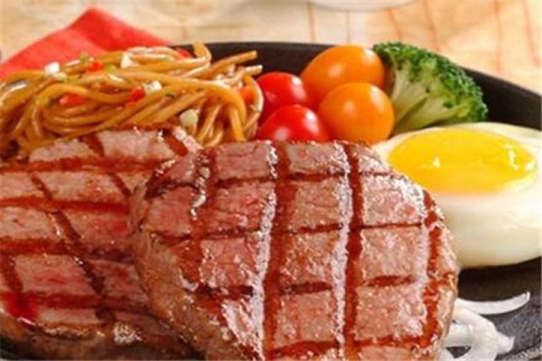 西提牛排西餐厅加盟