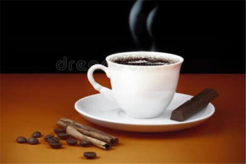 黑色经典咖啡加盟