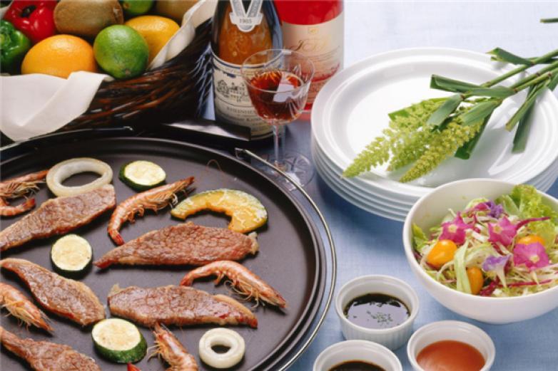 清潭洞韩式烤肉加盟