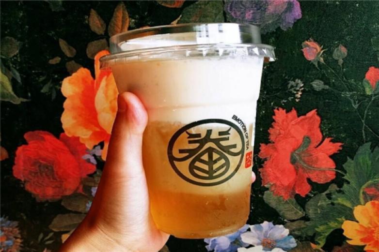 眷茶奶茶加盟