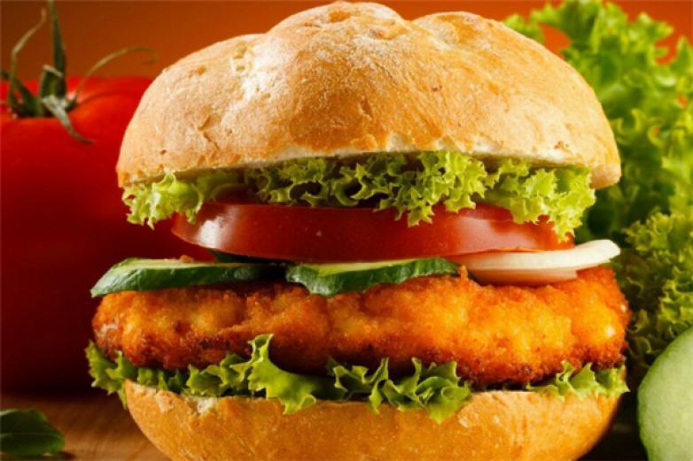 汉堡炸鸡快餐加盟