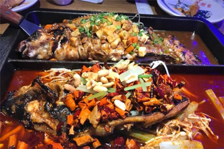 尚渔味时尚烤鱼馆加盟