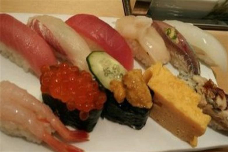 筑地寿司清加盟