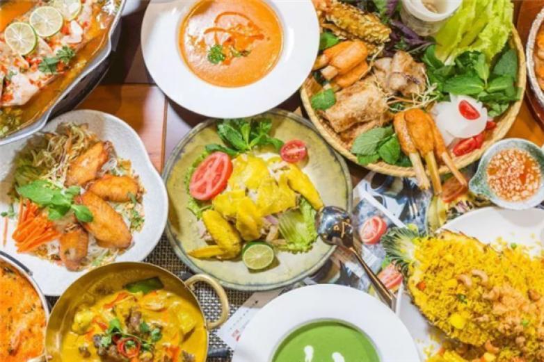 越南餐厅加盟