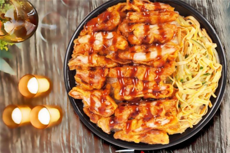 张姐烤肉饭中式快餐加盟