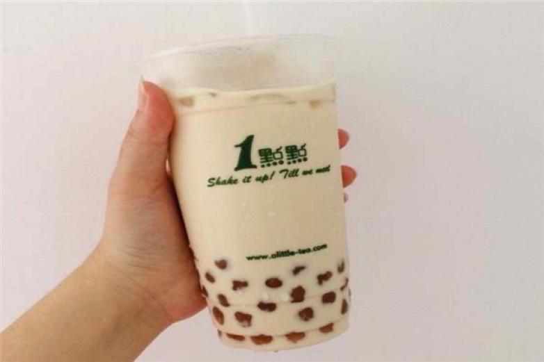 上海一点点奶茶店加盟