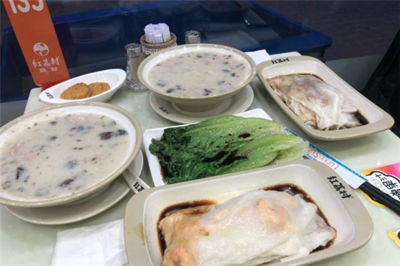 红荔村肠粉小吃加盟