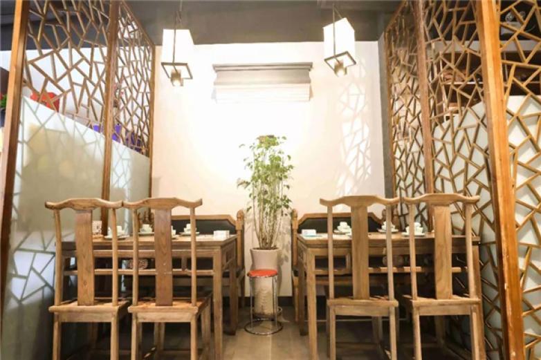 徽州府中式餐厅加盟