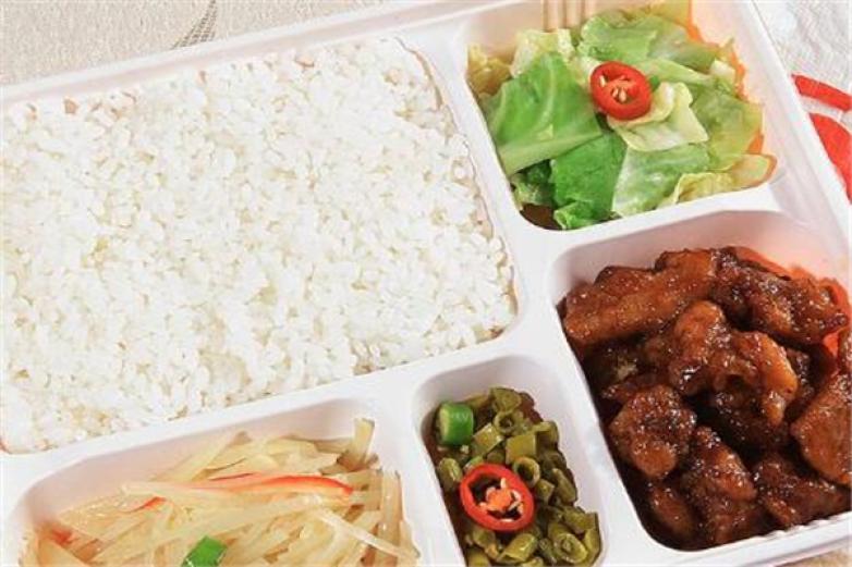 一粒米快餐加盟