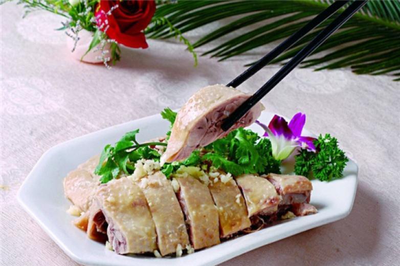 扬州老鹅中餐加盟