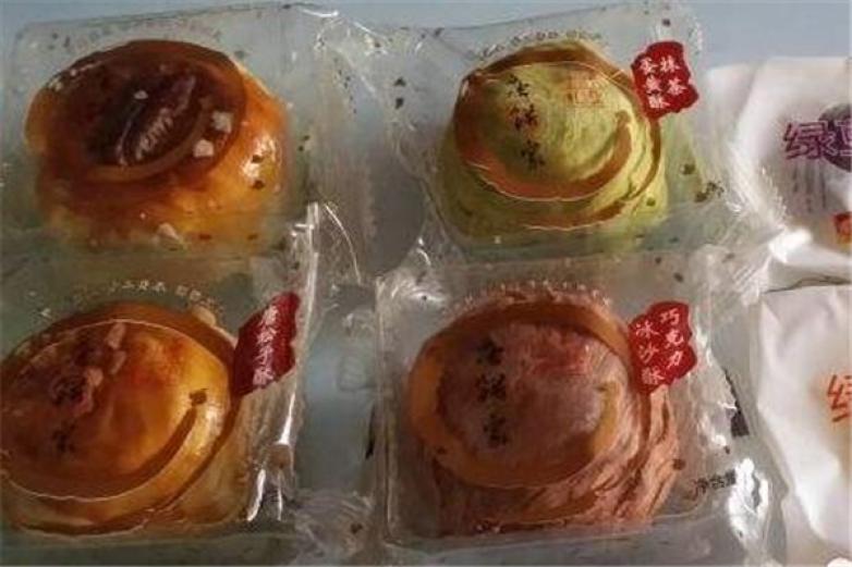 唐饼家糕点加盟